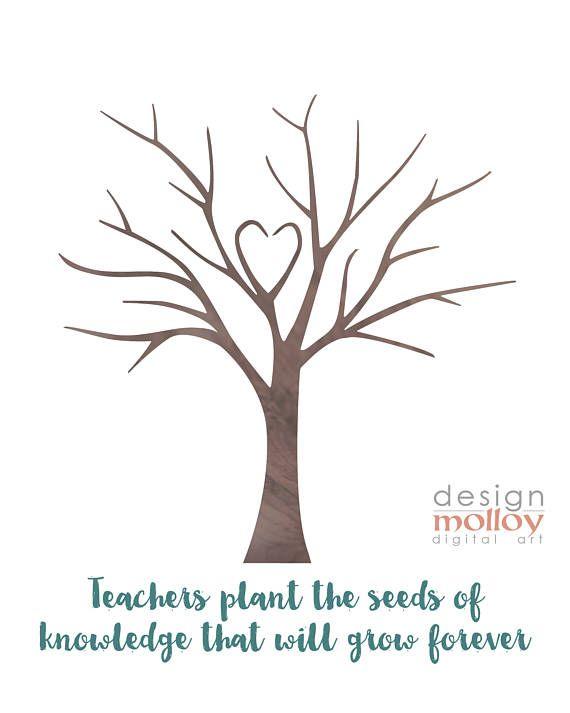 Fingerprint Tree - Student Thumbprint Tree - Classroom Fingerprint
