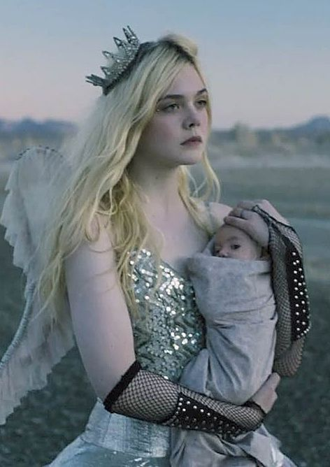 Elle Fanning In Sigur Ros Leaning Towards Solace In 2019