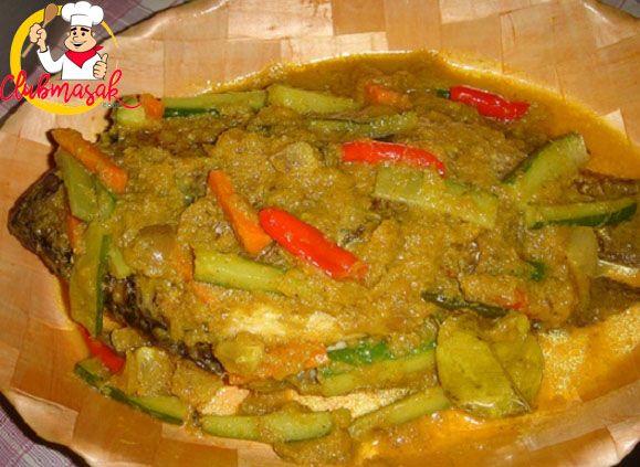 resep ikan acar kuning resep ikan acar kuning santan club masak resep ikan resep makanan sehat Resepi Laksa Vegetarian Enak dan Mudah