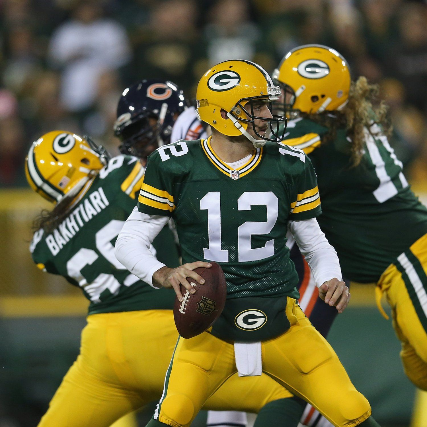 4 Bold Predictions For Packers Week 10 Matchup Packers Green Bay Packers Jordy Nelson