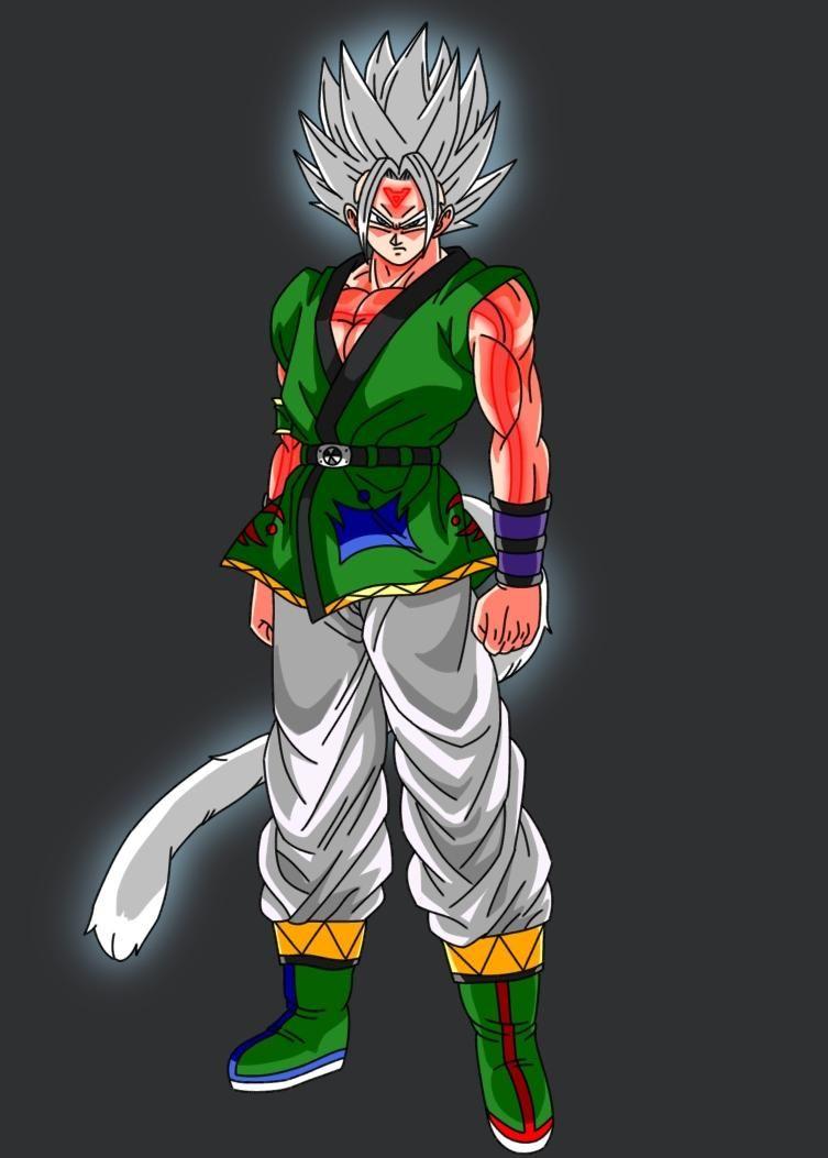 Goku Dbaf Ssj Omni God By Ivansalina On Deviantart In 2020