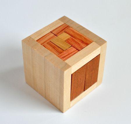casse-tete - Hidden Gz - Guy Brette   puzzles Box   Wooden