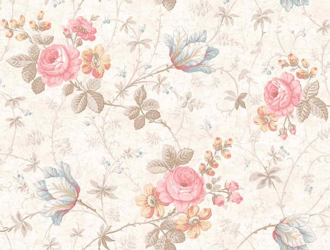 Wlapaper 2 Vintage Floral WallpapersVintage BackgroundsBackground