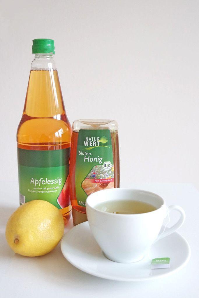 Guten Morgen Detox Tee Für Einen Flachen Bauch Health And
