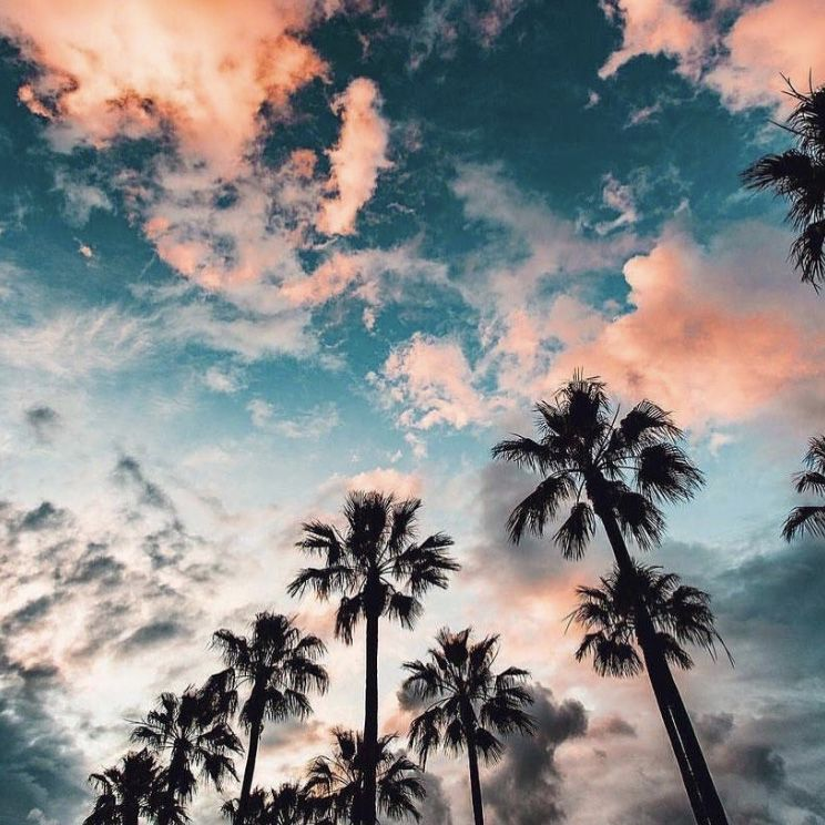 Cotton Candy Skies Clovis Ca Best Iphone Wallpapers Instagram Landscape