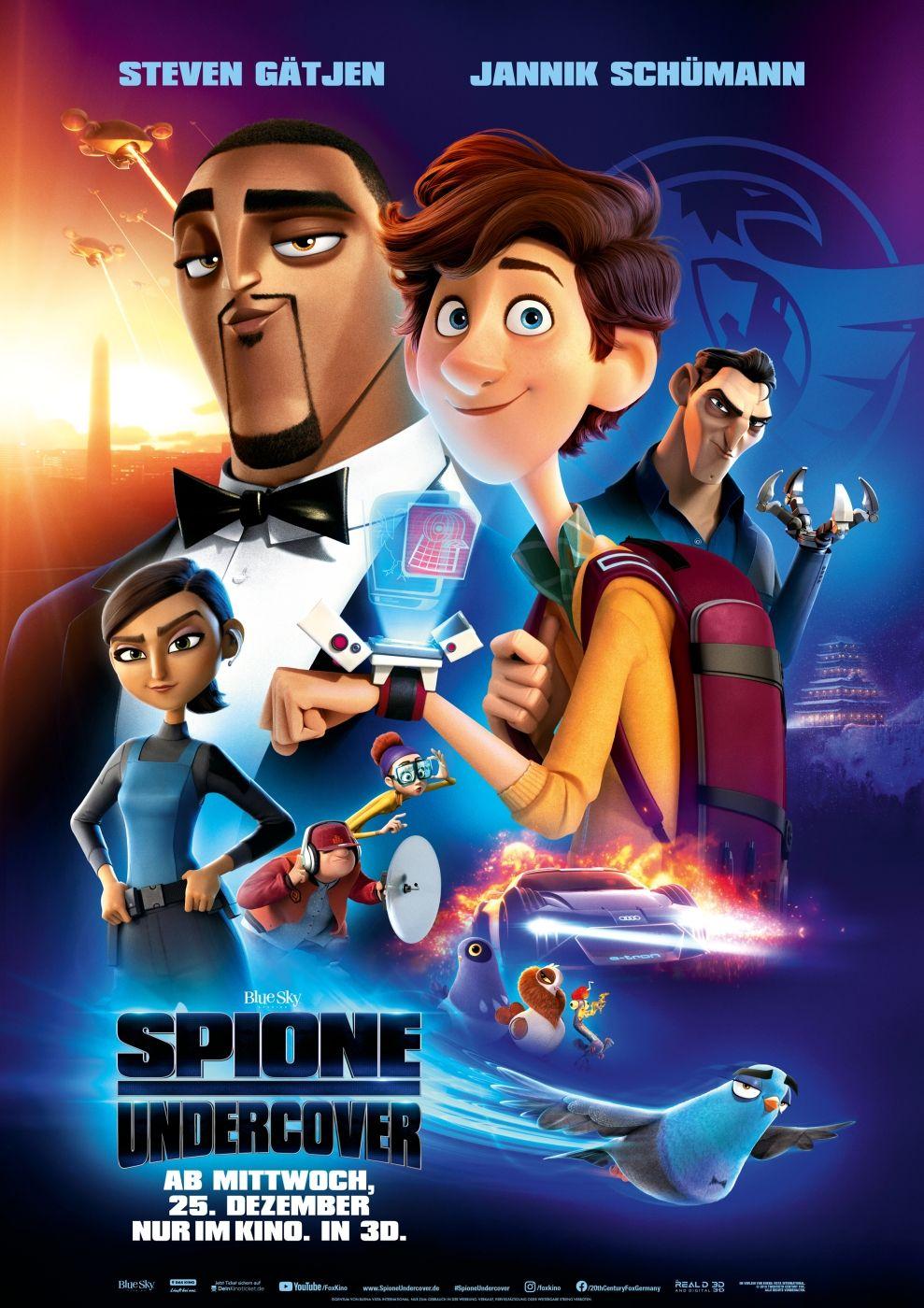 Animationsfilm 2019