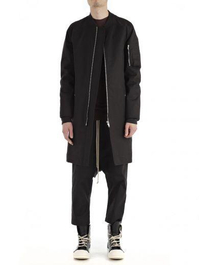 RICK OWENS Rick Owens Coat. #rickowens #cloth #coats-jackets