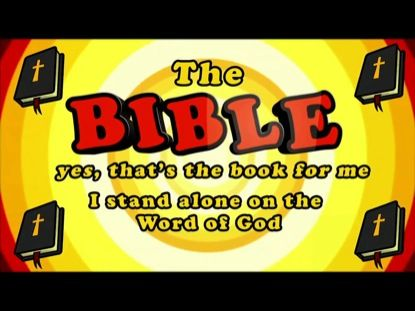 A classic song track for #VBS this year! #vacationbibleschool #worshiphousekids http://www.worshiphousekids.com/worship-tracks/29905/The-Bible The B-I-B-L-E | Brentwood-Benson