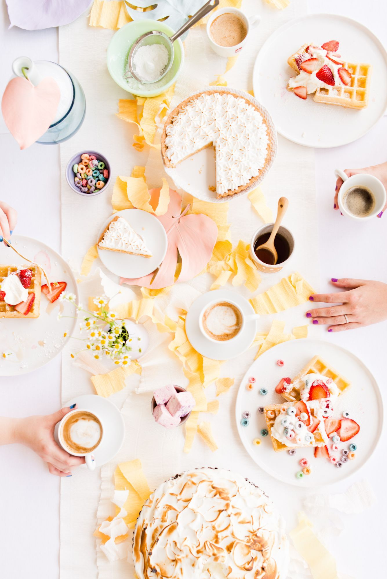 34 Ways To Really Show Love This Mother S Day Diy Mother S Day Brunch Mothers Day Brunch Mother S Day Diy