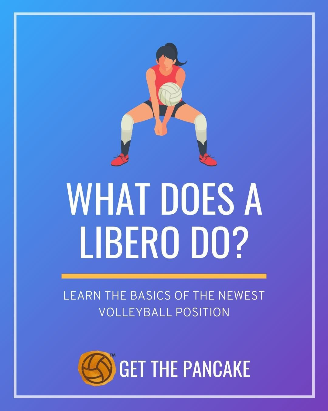 What Does A Libero Do In Volleyball In 2020 Coaching Volleyball Volleyball Positions Volleyball
