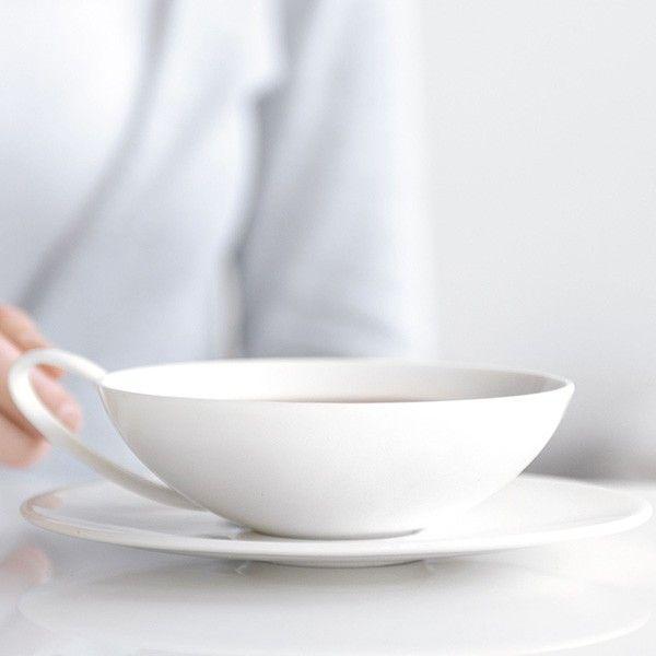 Galeria Krakowska: À Table Teacup With Saucer 170ml By ASA GALERIA KRAKOWSKA