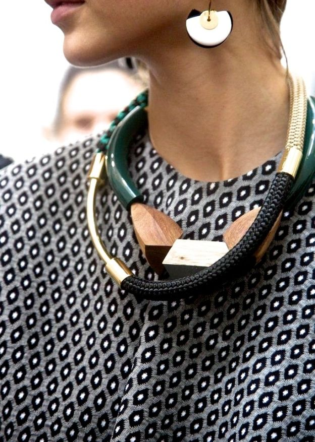 luxe woman other necklace instant marni jewellery golden ref