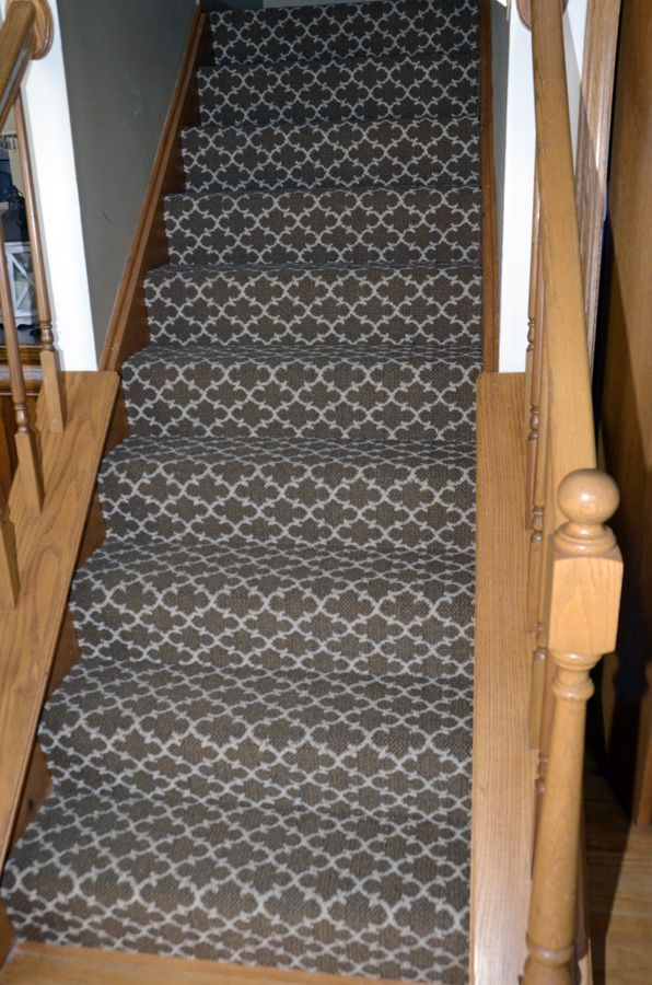 Masland Carpet Installation With Pattern Match