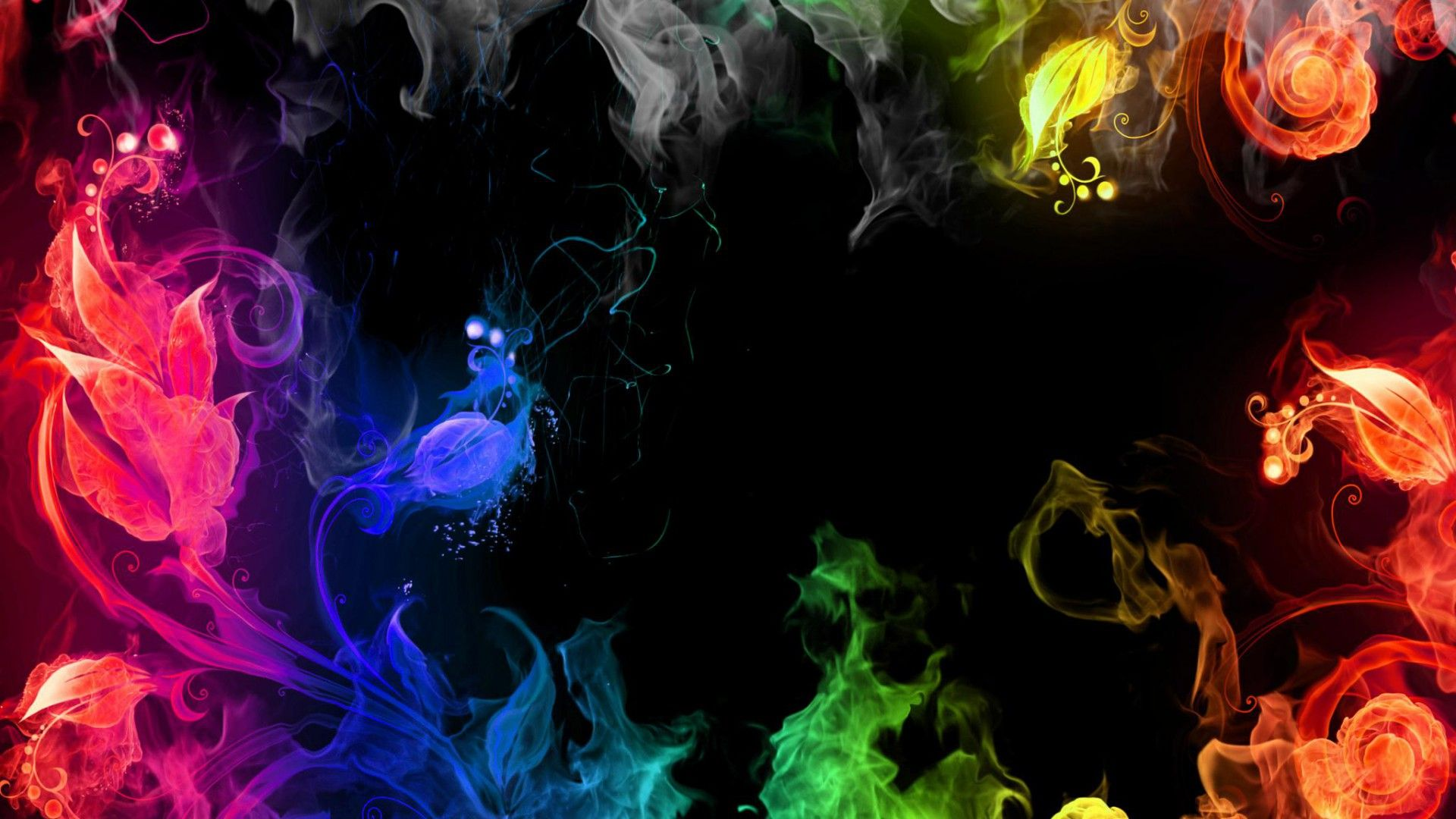 Colorful Abstract 1080p 839 Hd Wallpaper Background Hetucy
