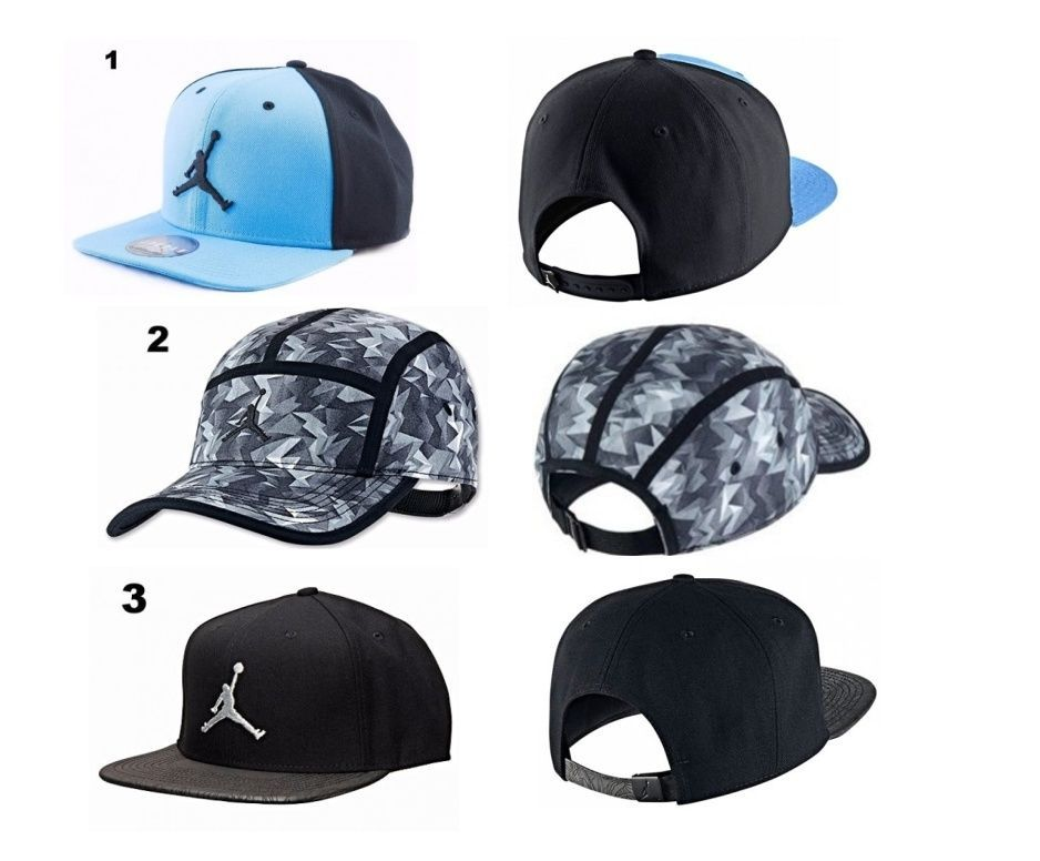 NIKE JORDAN HAT CAP RETRO 7 ADJUSTABLE   SNAP BACK JUMPMAN 30TH PRINTED LOT  PICK  Nike  BaseballCap 736b7d37d14