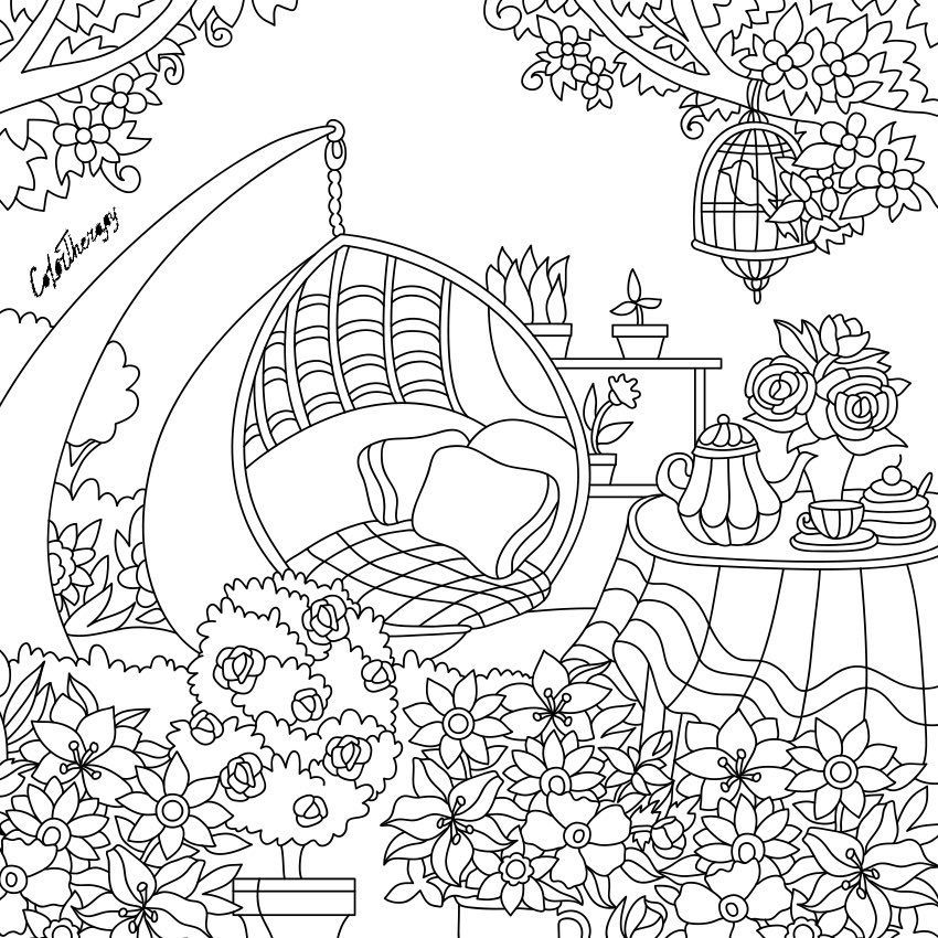 It S Again Bonusgotd Time Of The Week Giftoftheday The Rules Are S Coloring Pages Nature Cute Coloring Pages Printable Adult Coloring Pages