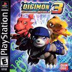 Digimon World 3 Sony Playstation Digimon Playstation Games