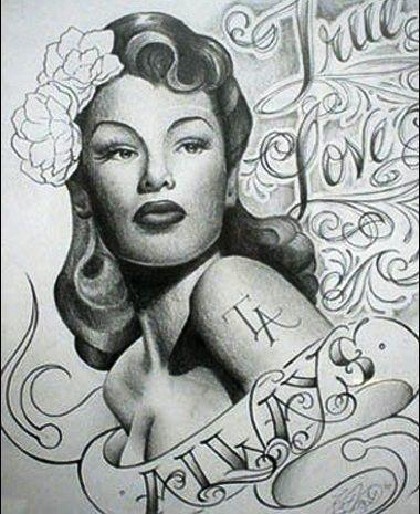 How Tattoos Work Kat Von D Tattoos Tattoo Portfolio La Ink