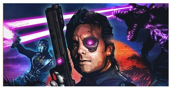 Ubisoft S Retro Sci Fi Fps Spin Off Far Cry 3 Blood Dragon Has