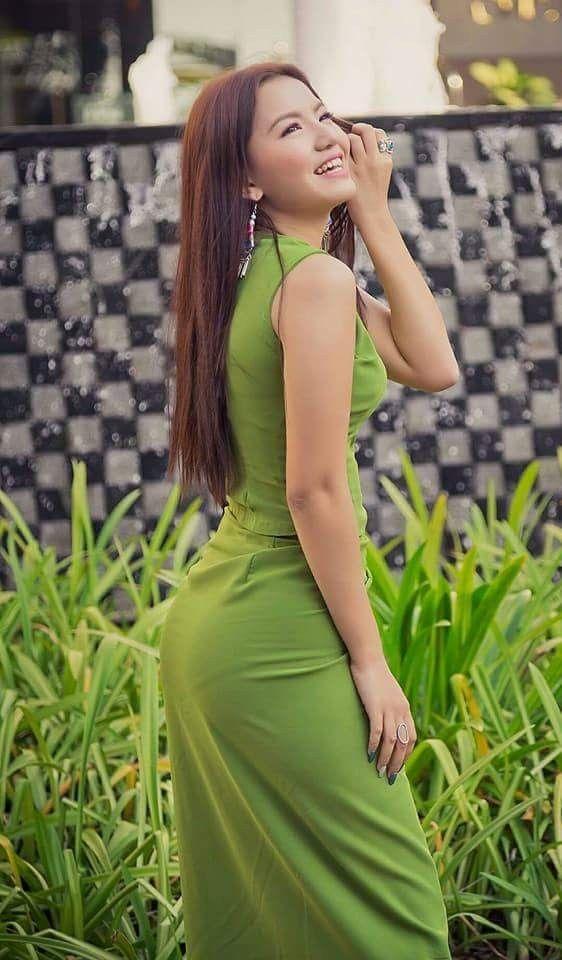 Pin On Myanmar Girls-7928