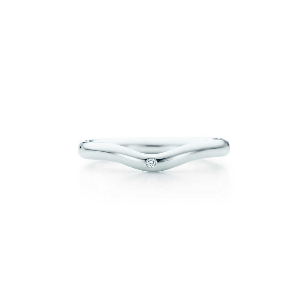 Elsa Peretti wedding band ring Elsa peretti Wedding band rings