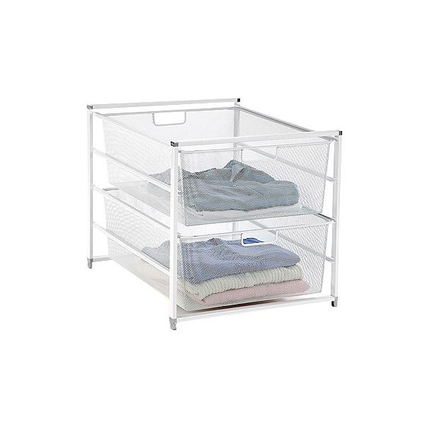 storage drawer mesh closet new drawers