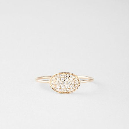 Steven Alan Mini Sequin Diamond Ring