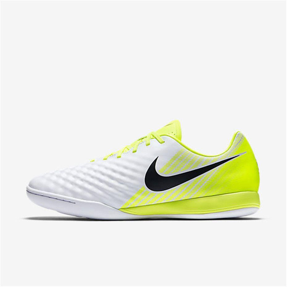 1eeb8e74d78bb Nike Magista Onda II IC (White / Volt / Pure Platinum / Black ...