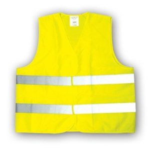 Amazon.com: High Visibility Neon Yellow Safety Vest with Reflective Strips ANSI/ISEA Standards Size XL: Health & Personal Care #productenengadgets