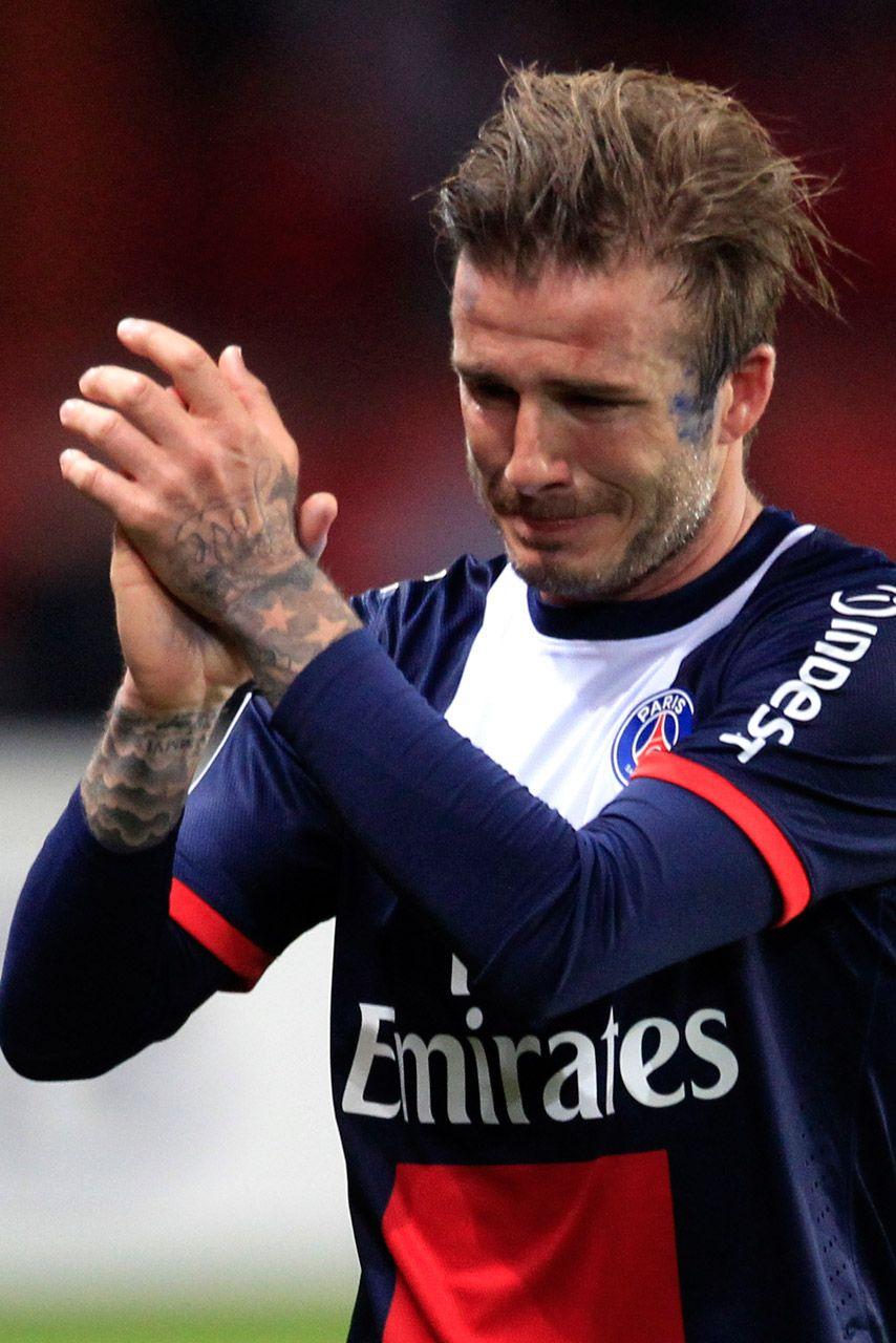 David Beckham ベッカム, サッカー, 人物