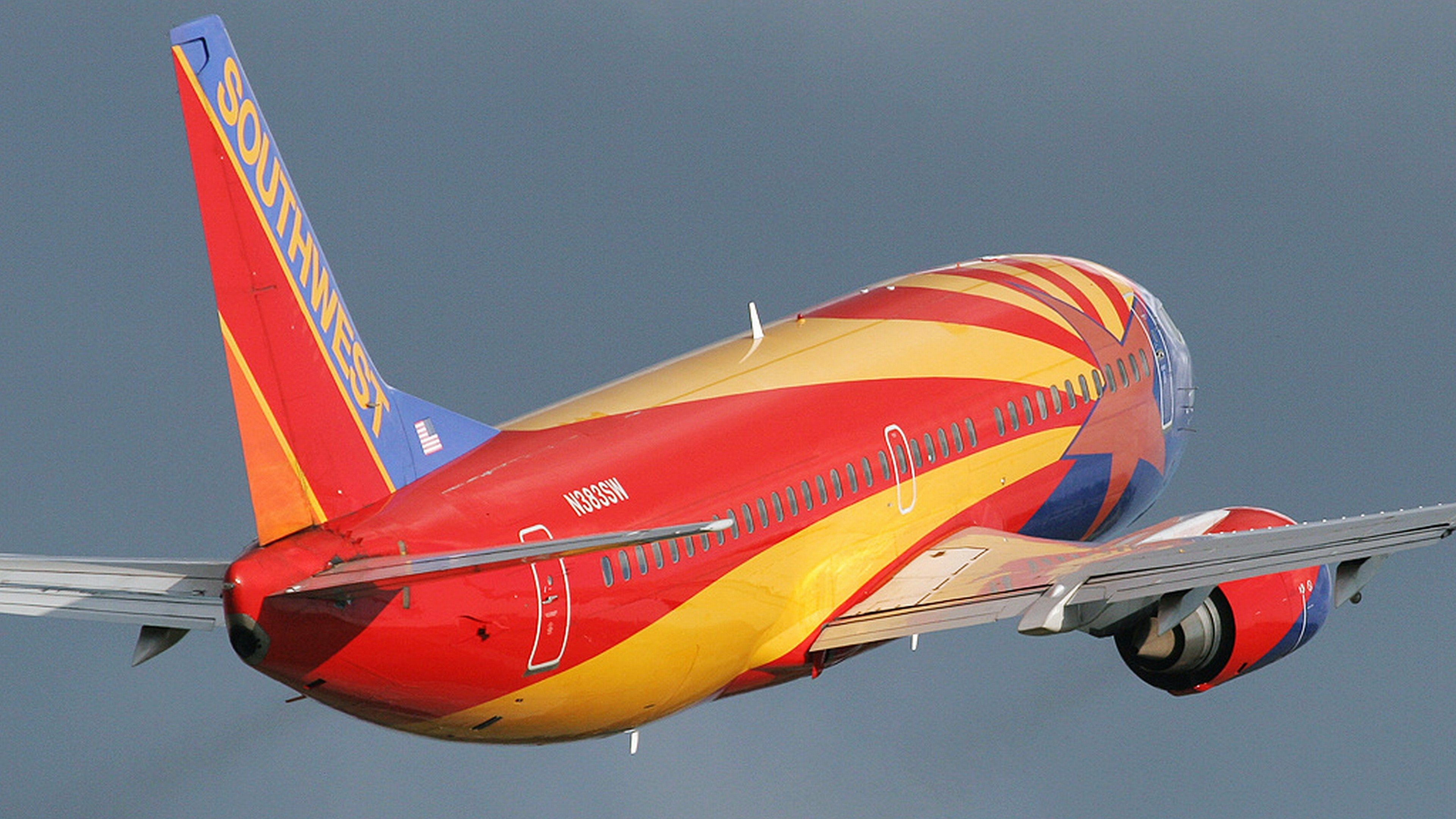 Aircraft For Desktop Hd Boeing Southwest Airlines Aircraft