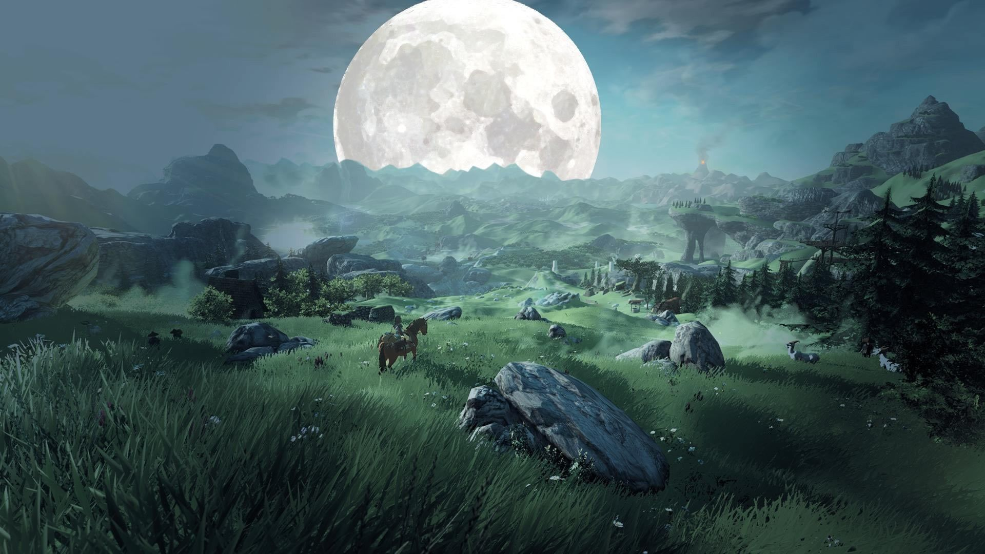 Zelda Breath Of The Wild Pc Emulator Effort Gets 23k A Month In Funding Http Ift Tt 2nhs Imagem De Fundo De Computador Hyrule Castle Personagem De Animacao