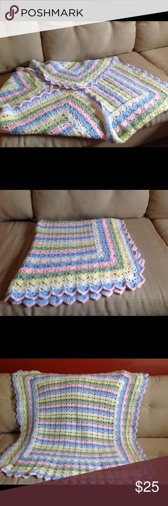 New baby girl blanket NWT | Pinterest | Baby girl blankets ...