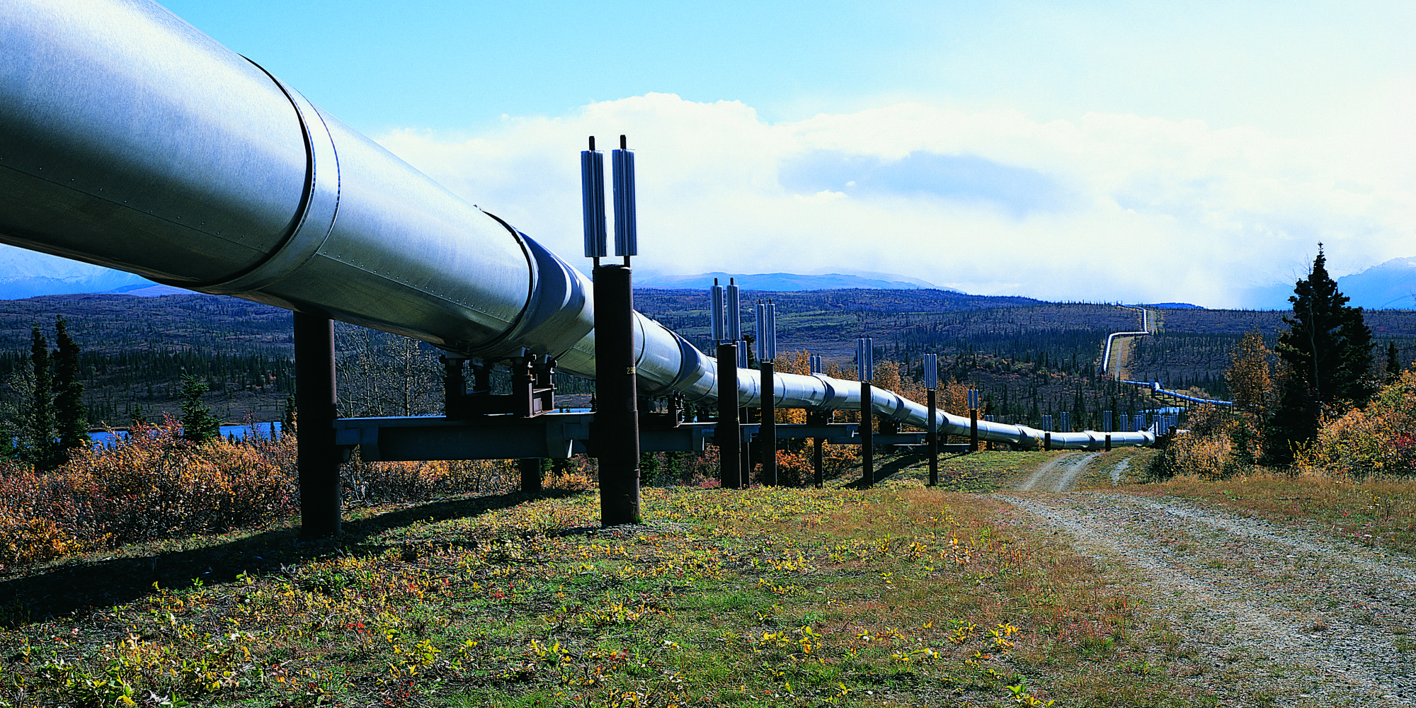 Pipeline spills 60000 litres of crude oil in northern