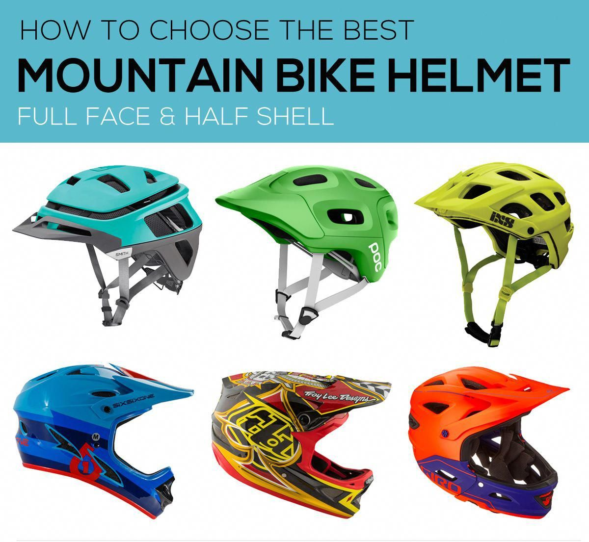 How To Choose The Best Mountain Bike Helmet Mountain Bike