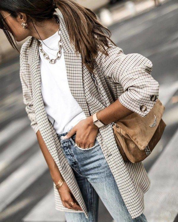 Street Fashion Street Style Herbst-Winter 2019-2020: Foto-Ideen von Bildern #trendystreetstyle
