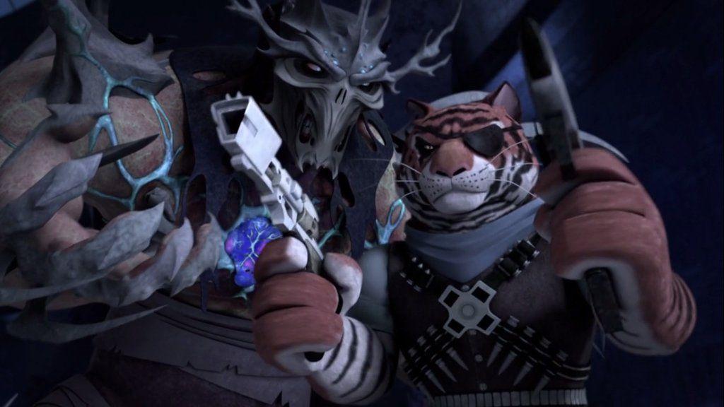 421 Super Shredder Tiger Claw By Rosewitchcat Tiger Claw Ninja