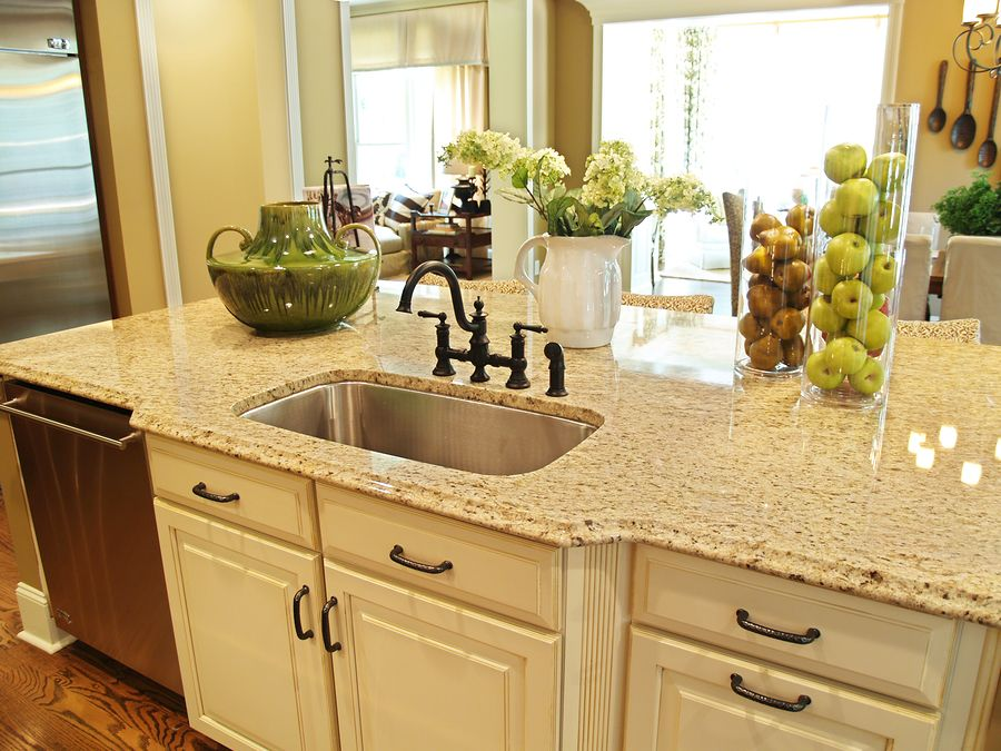 Granite Countertop Edges Kitchen Counter Decor Antique Kitchen