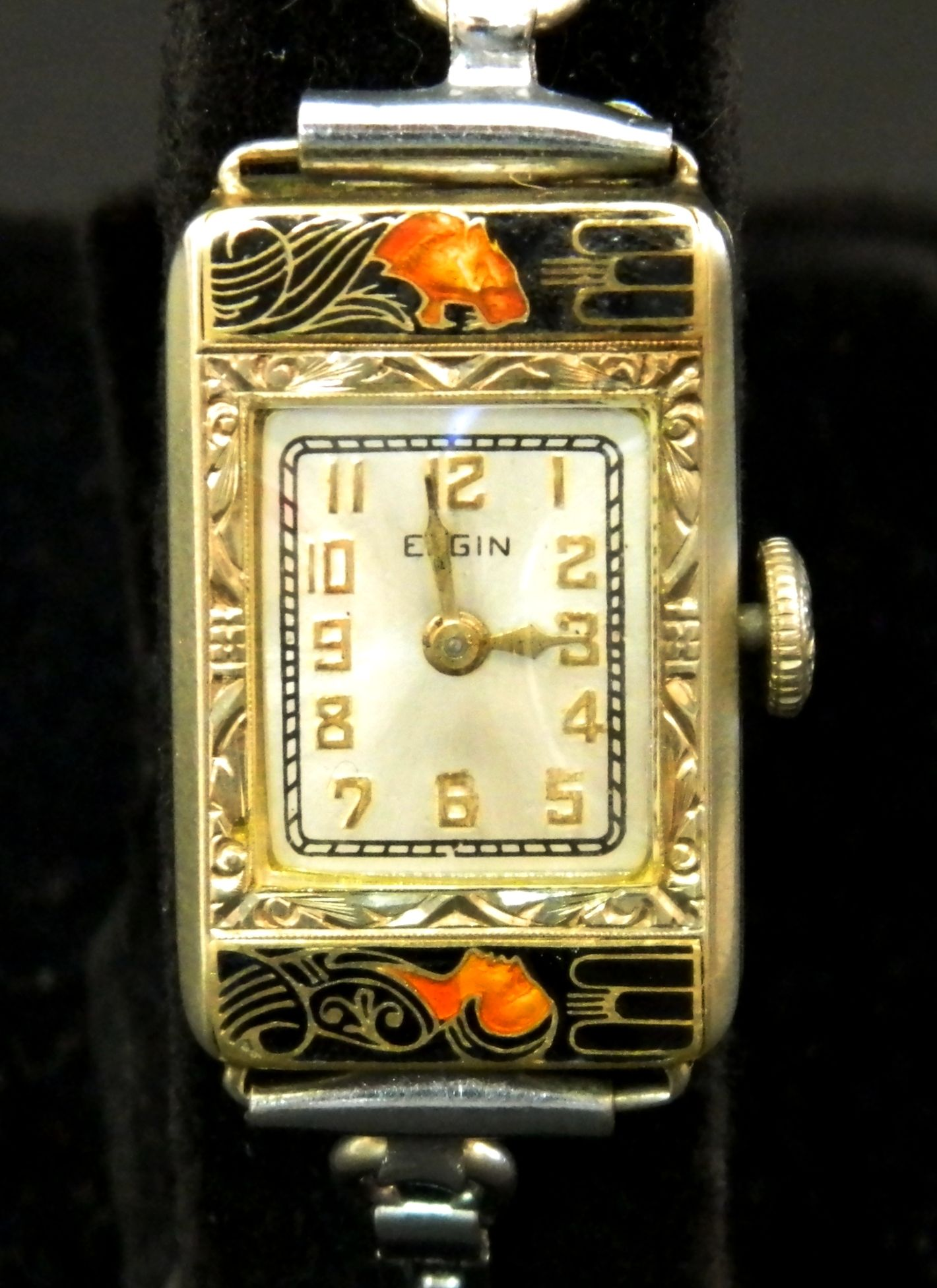 Chicago Art Deco Society To Display Vintage Elgin Watch Collections ...