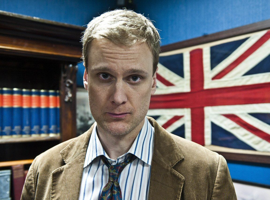 Darren boyd as tim in spy just from the pilot will tell