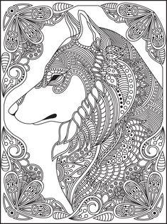 Dessin A Imprimer Mandala Animaux