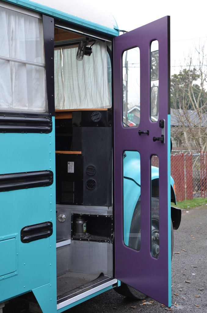 How To Make A Solid Door Our Bus Our Home Page 24