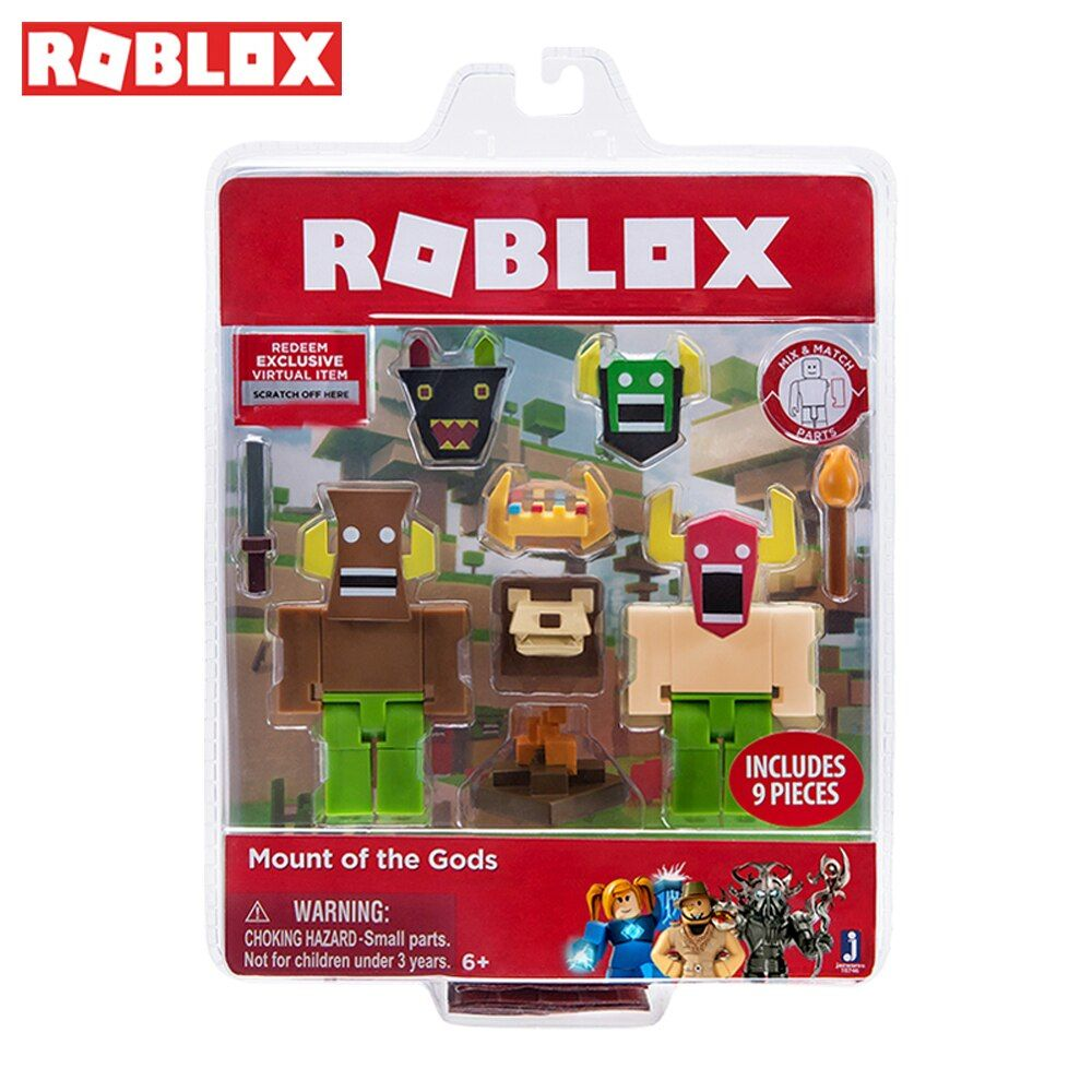 Action & Toy Figures ROBLOX 10746 doll dolls play toys