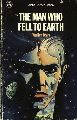 The Man Who Fell to Earth by Walter Tevis.. Oxford University Press 1979