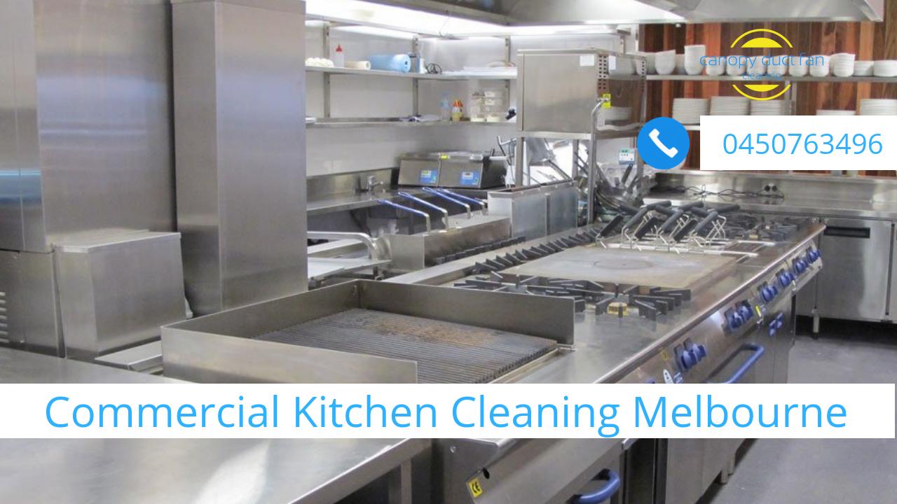 Commercial Kitchen Ventilation Repairs