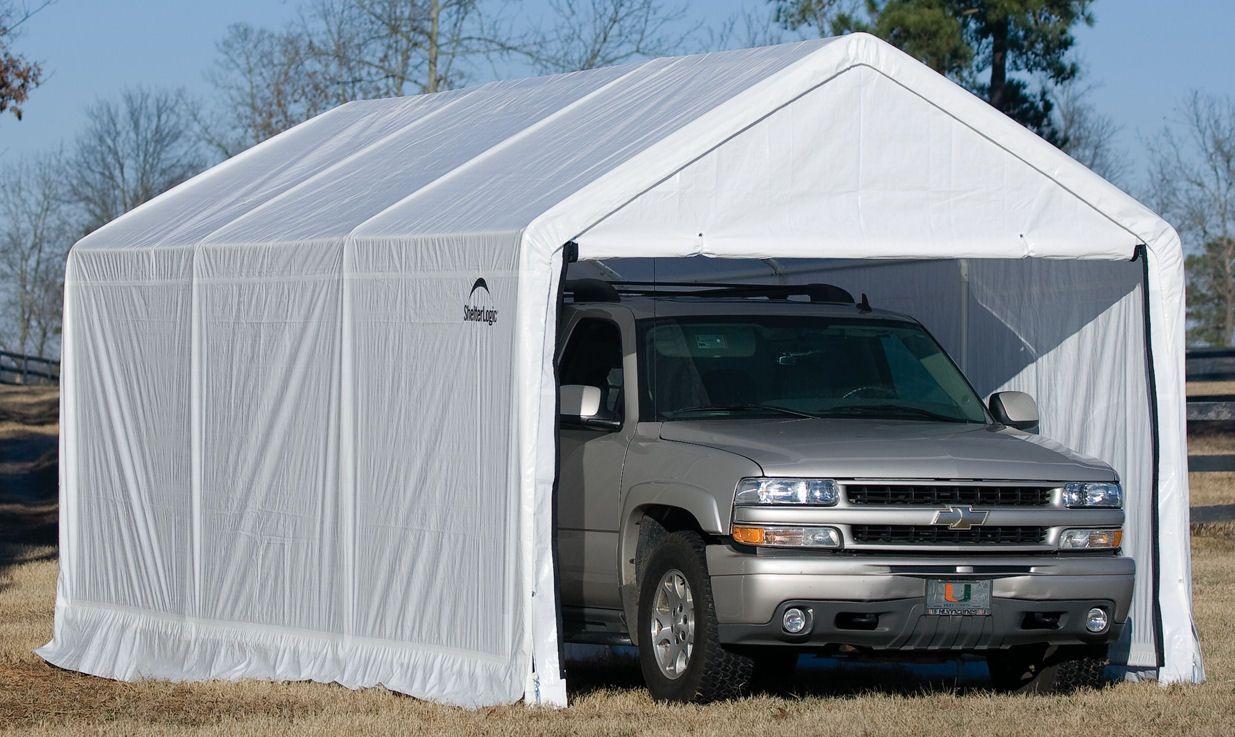 Shelter Logic Portable Garage **The Garage you've