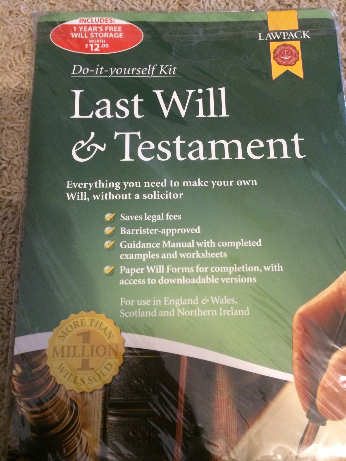 Last will and testament for england wales scotland and ireland last will and testament for england wales scotland and ireland evintage 15 solutioingenieria Images