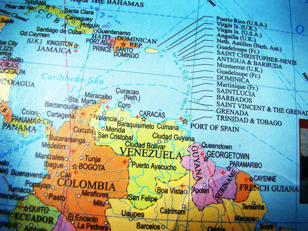 venezuela Venezuela location map venezuela