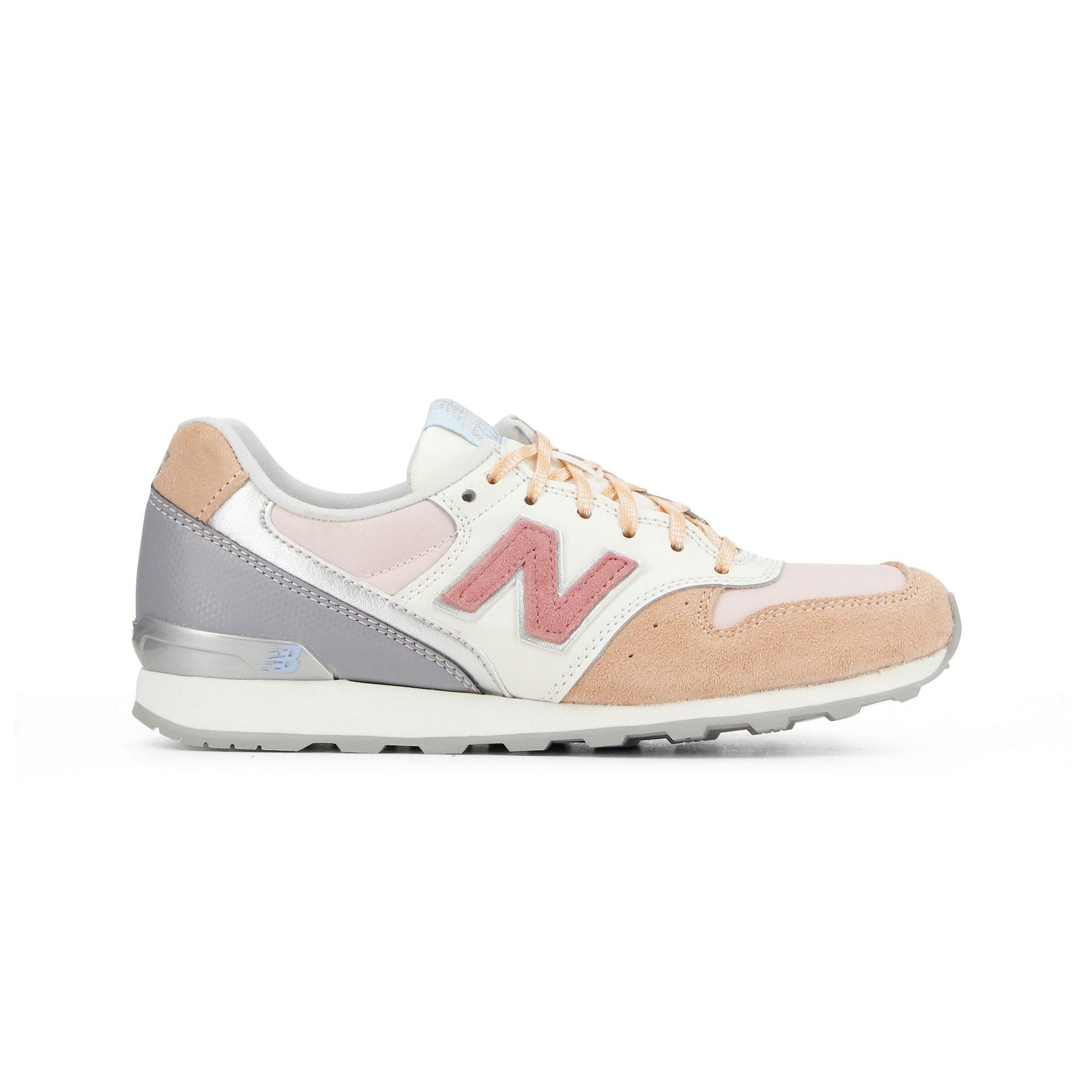 new balance rose pale 996