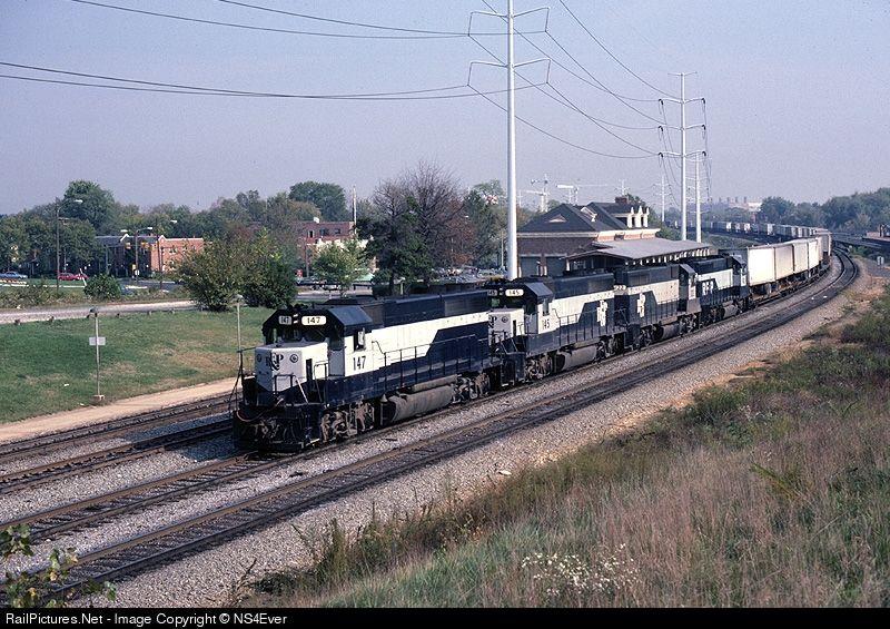 RailPictures.Net Photo: RF&P 147 Richmond, Fredericksburg & Potomac on